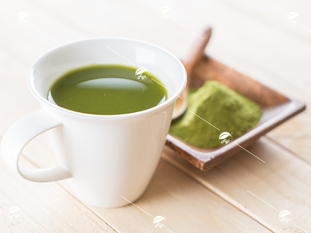 Matcha trà xanh chống oxy hóa rất tốt