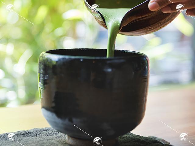 Hương vị matcha trà xanh thơm ngon khó cưỡng