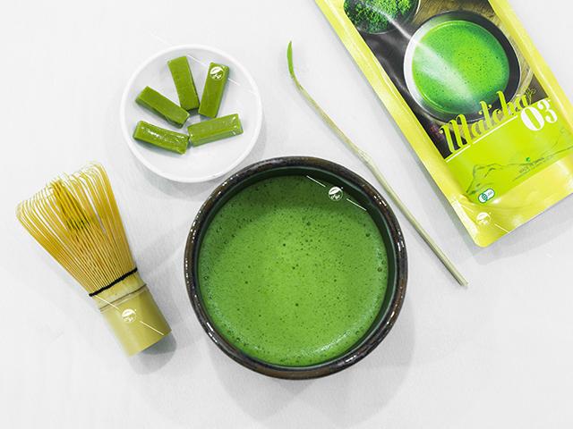 Uống matcha trà xanh mỗi ngày đem đến nguồn năng lượng dồi dào