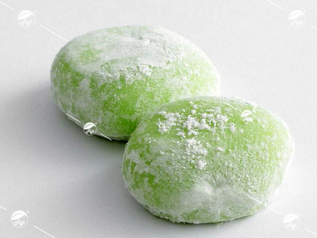 Bánh Mochi matcha trà xanh