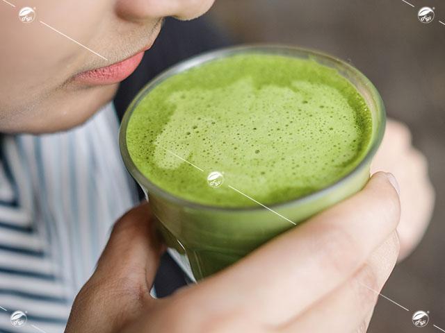 Chị em nên uống matcha trà xanh mỗi ngày